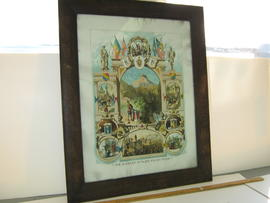 The Altar of Pythian Knighthood, print