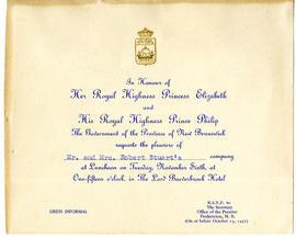 Invitation to Luncheon