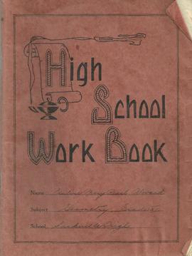 Pauline Alward Grade 11 Workbooks
