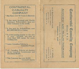 Continental Casualty Company Papers