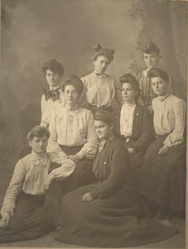 Female Employees of George E. Ford Store