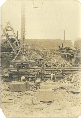 Coffer Dam Quarrying
