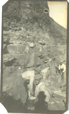 Workers in Quarry