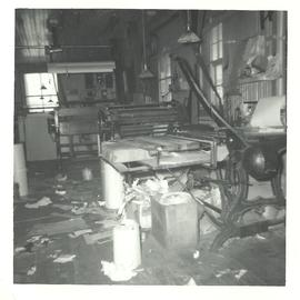 First Floor of Paper Box Factory